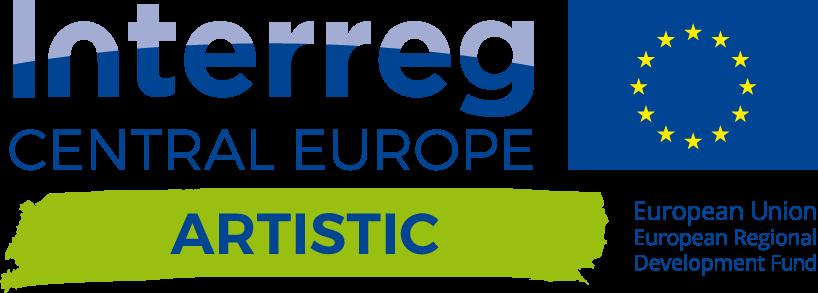 Ta projekt je podprt s strani programa Interreg Srednja Evropa, ki se financira iz Evropskega sklada za regionalni razvoj.  www.interreg-central.eu/artistic